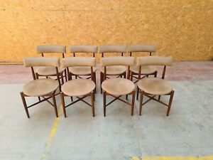 Mid century dining chairs G Plan 1960s