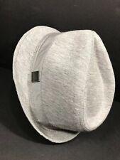 Calvin Klein Hat Gray Fedora Trilby Band