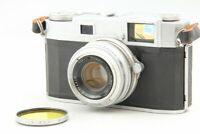 RARE Excellent Tokyo Kogaku Topcon 35-S 35mm Rangefinder Camera 44mm f/2 #1724