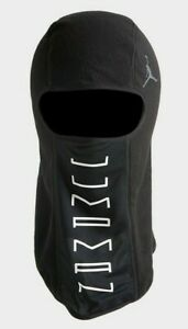 New Nike Jordan Hood Mens Adults Hood Balaclava Black One size New M/L
