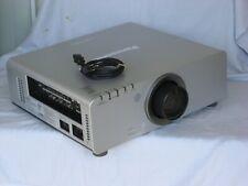 Panasonic PT DZ680 DLP Projector, Standard  Lens, Power Cord, Good Condition