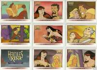 Hercules & Xena Animated Adventures - Complete Card Set (72) 2006 - NM