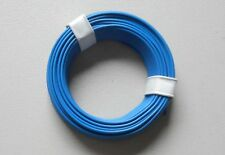 BLUE 22-Gauge Single Strand Copper Plastic Coated Wire 32' HOBBY ACCESSORY