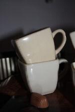 Lot de 10 tasses à café authentique