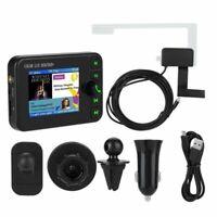 "2.4"" Wireless Car DAB+ Digital Radio Receiver Adapter Bluetooth Music Streaming"