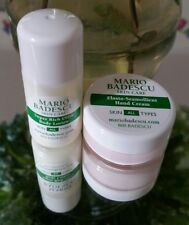 "NEW *Lot of 2"" MARIO BADESCU ELASTO-SEAMOLLIENT HAND CREAM SUPER RICH OLIVE BODY"