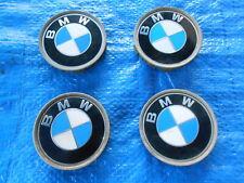 (4) BMW 323i 318i 325i 525i GENUINE  Center CapsP # 1 095 361