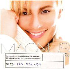 CD Magnus Carlsson, Spå spar i snön, Melodifestivalen Schweden schwedisch, 2006
