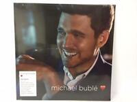 MICHAEL BUBLÉ – LOVE VINYL LP (SEALED)