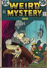 Weird Mystery Tales #5 Dc 04/73 Ghosts Murder & Mayhem 3 Complete Stories Fine+