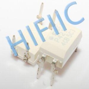 10PCS TLP421GB Photocoupler GaAs IRed & Photo-Transistor DIP4