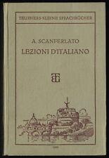 Praktische Anleitung zum Erlernen der Italienischen Sprache, 1942