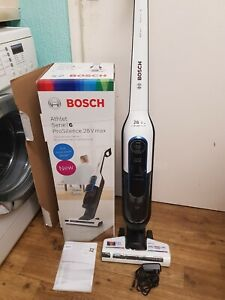 Bosch Serie 6 Athlet ProSilence Rechargeable Vacuum Cleaner
