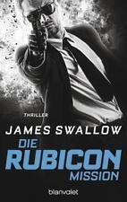 EV*20.8.2018 James Swallow: Die Rubicon-Mission - Thriller - Marc Dane (2)