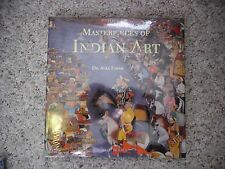 Masterpieces of Indian Art by Alka Pande (2014, Hardcover) Still Sealed!