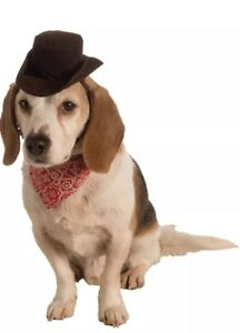 Rubies Boutique Costume Company Pet Cowboy Accessory Set, Small/Medium