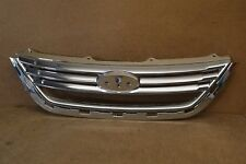 2011-2012-2013 FORD FIESTA FRONT CHROME GRILLE