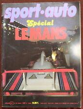 Sport Auto - 1979 - Spécial LE MANS
