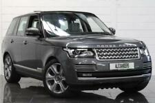 Diesel Range Rover Less than 10,000 miles Cars