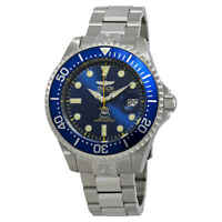 Invicta Pro Diver Automatic Blue Dial Stainless Steel Men's Watch 27611
