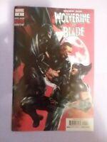 Wolverine Vs Blade #1 (2019) NM Marvel Comics 1st Print