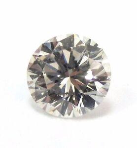 0.31 Karat Natürlich SI2 H Farbe GIA Zertifiziert Brillantschliff Diamant