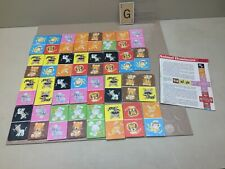Vintage Whitman Animal Match Dominos Card Game - Dominoes