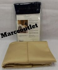 Ralph Lauren 624 Thread Count Cotton Sateen STANDARD Pillowcases Polished Bronze