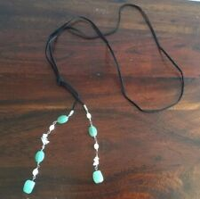 Lovely Semi Precious Stone Hand Crafted Necklace By Gulliver Jam New With Tags