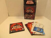 CITY OF VILLAINS Super Hero PC Game