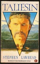 Taliesin (The Pendragon Cycle, Book 1) by Stephen R. Lawhead, USED Book