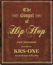 The Gospel of Hip Hop: The First Instrument by powerHouse Books,U.S. (Hardback,