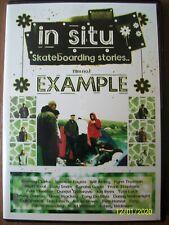 In Situ Skateboarding Stories Film No.1 Example DVD