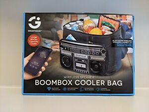 SMARTGEAR Boombox Speaker Cooler Bag Tailgating Wireless Bluetooth New Open Box