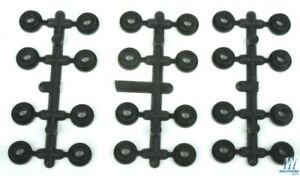 NEW Walthers Universal Truck Mounting Adapter Pkg (24) HO Scale FREE US SHIP