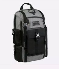 Under Armour UA Project Rock VANISH REGIMENT BACKPACK Bag NEW  NWT GRAY RARE