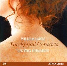 William Lawes: The Royall Consorts (CD, Mar-2012, 2 Discs, ATMA Classique)