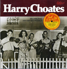 Harry Choates SEALED LP Louisiana Cajun Swing Fiddle 1946-49 Goldstar sides