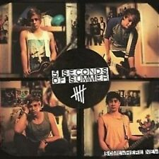 5 SECONDS OF SUMMER SOMEWHERE NEW DIGIPAK EP NEW