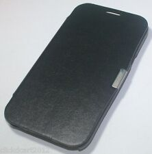Flip PU Leather Case With Screen Protector For Samsung Galaxy Note2 N7100