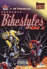 Bikestyles Vol 1 ( Motorrad Freestyle, Stunts, Racing, Motorcycle ) NEU OVP