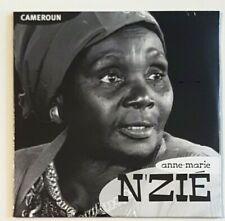 ANNE-MARIE N'ZIE : BEZA BA DZO (WORLD MUSIC HDCD) ♦ New & Sealed CD Single ♦