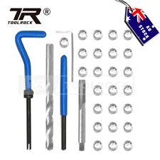Thread Repair Insert Kit Compatible Hand Tool Set fo Auto Repairing M3 M4 M5