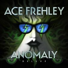 ACE FREHLEY - ANOMALY-DELUXE   CD NEU