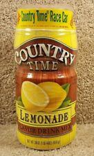 Country Time Lemonade Flavor Drink Mix 30 Oz Race Car 1:64 Neil Bonnett #51