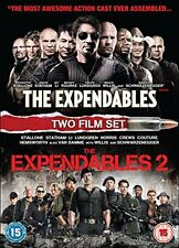 The Expendables / The Expendables 2 [DVD][Region 2]