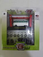 M2 Machines 1:64 Model Kit 1959 VW Microbus Deluxe Release 11 USA Model NIB