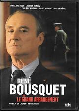 DVD ZONE 2--RENE BOUSQUET OU LE GRAND ARRANGEMENT--PREVOST/MIKAEL/AUMONT