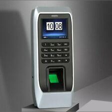 Fingerprint For Glass Door Alarm Access Control System Attendance Machine
