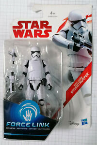 Hasbro Star Wars Episode 8 - Stormtrooper Force Link Activation Series